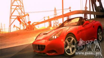 Ferrari California V3 para GTA San Andreas
