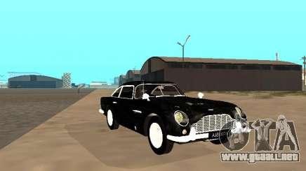 Aston Martin DB5 para GTA San Andreas