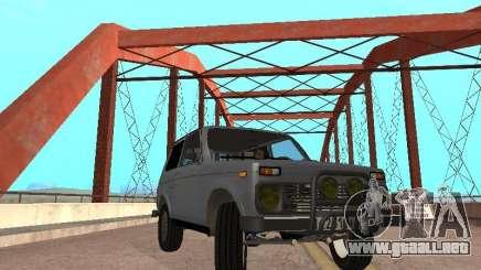VAZ 21214 Niva para GTA San Andreas