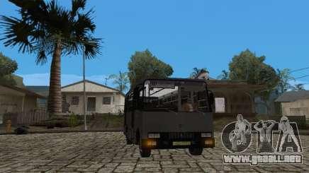 A091 Bogdan IVLM para GTA San Andreas