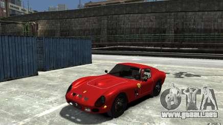 Ferrari 250 Le Mans para GTA 4