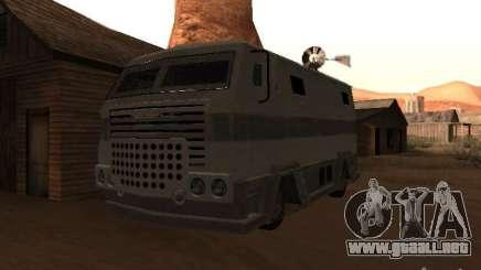 Avan de GTA TBoGT IVF para GTA San Andreas