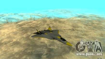 Su Pak-Fa t-50 para GTA San Andreas