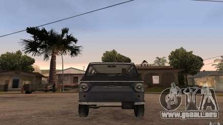 ZAZ 970 para GTA San Andreas