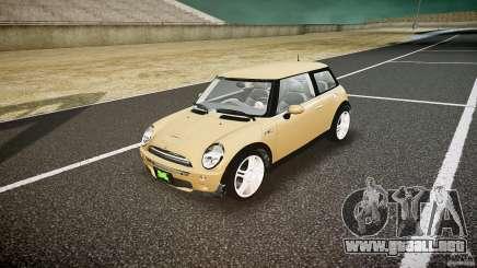 Mini Cooper S para GTA 4
