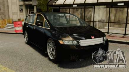 Honda Odyssey para GTA 4