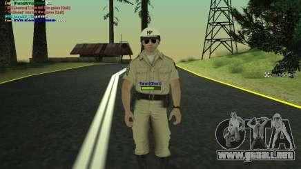 HQ texture for MP para GTA San Andreas