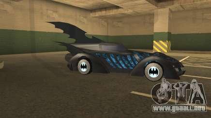 Batmobile 1995 para GTA San Andreas