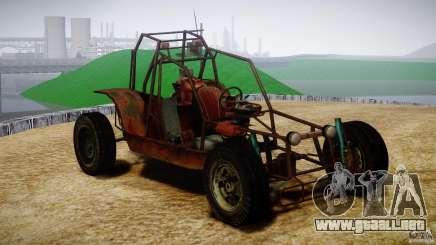 Half Life 2 buggy para GTA 4