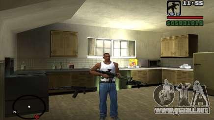 Bofors AK-5 para GTA San Andreas