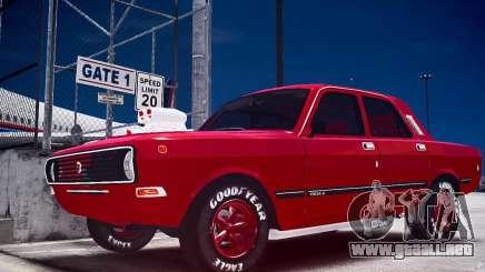 2410 gas v8 para GTA 4