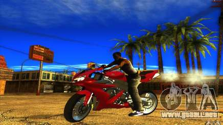 Yamaha YZF R1 Tuning Version para GTA San Andreas
