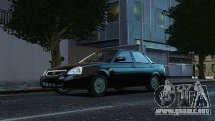 VAZ 2170 Lada Priora para GTA 4