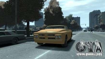 Slamvan para GTA 4