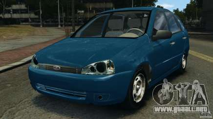 Vaz-1119 Kalina para GTA 4