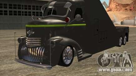 1946 COE Chevy SHAKE Inc para GTA San Andreas