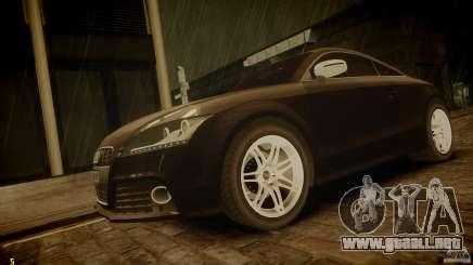 Audi TTS Coupe 2009 para GTA 4
