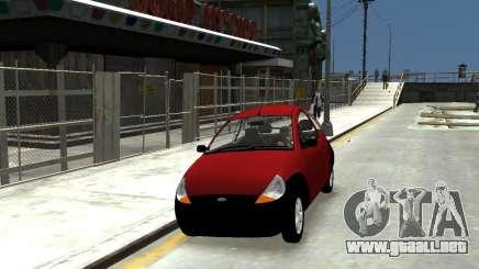 Ford Ka 1999 para GTA 4