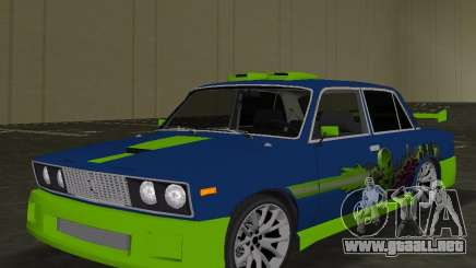 2106 VAZ Tuning v3.0 para GTA Vice City