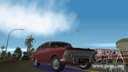IZH-2125 Kombi para GTA Vice City