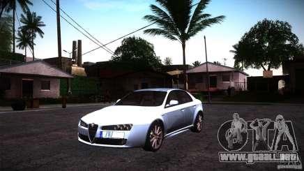 Alfa Romeo 159 Ti para GTA San Andreas