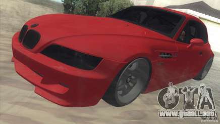 BMW Z3 M Power 2002 para GTA San Andreas