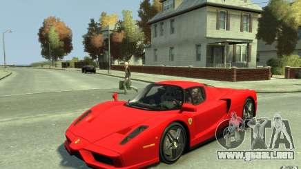Ferrari Enzo [EPM] v1 para GTA 4