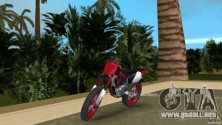 Yamaha v.2 para GTA Vice City