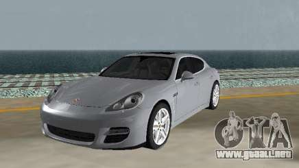 Porsche Panamera Turbo Tunable para GTA San Andreas