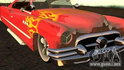 Buick Custom 1950 LowRider 1.0 para GTA San Andreas