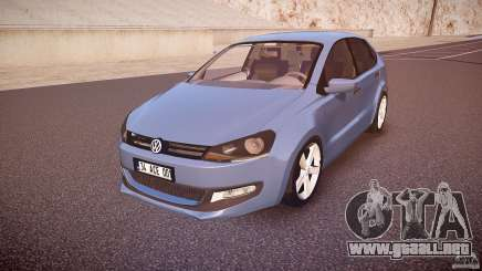 Volkswagen Polo 2011 para GTA 4