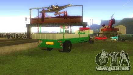 TCM remolque-993910 para GTA San Andreas