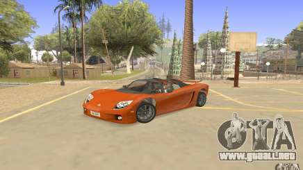 Veloche coche para GTA San Andreas