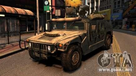 HMMWV M1114 para GTA 4