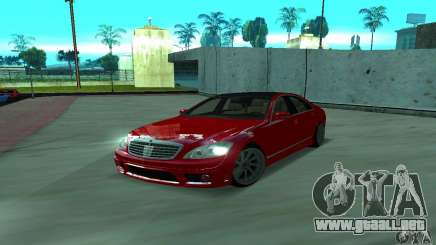 Mercedes-Benz S65 AMG Estate Edition para GTA San Andreas