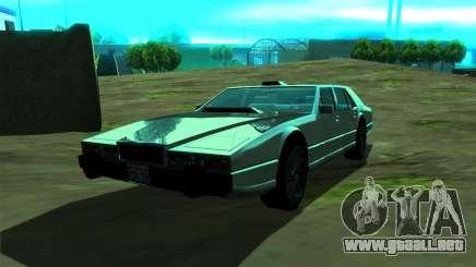 Aston Martin Lagonda para GTA San Andreas