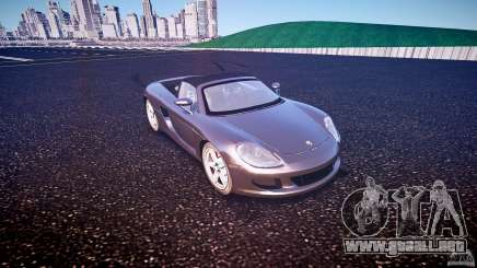 Porsche Carrera GT v.2.5 para GTA 4