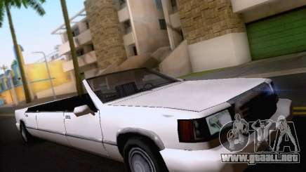 Stretch Cabrio para GTA San Andreas