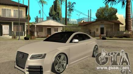 Audi S5 Quattro Tuning para GTA San Andreas