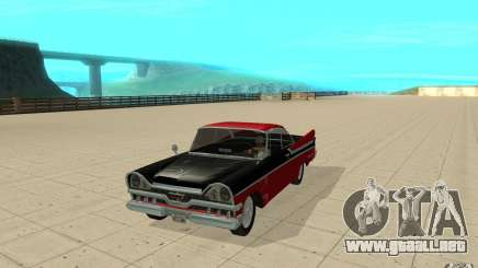 Dodge Lancer 1957 para GTA San Andreas