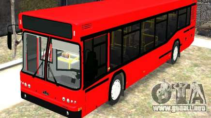 MAZ 5295 v2.0 final para GTA 4