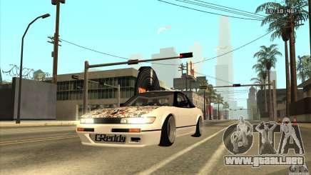 Nissan Sil180 JDM para GTA San Andreas