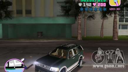 Ford Explorer para GTA Vice City