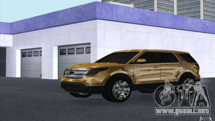 Ford Explorer Limited 2013 para GTA San Andreas