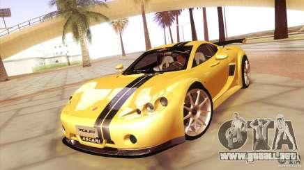 Ascari A10 para GTA San Andreas