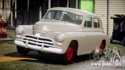 GAS M20V ganando americano 1955 v1.0 para GTA 4