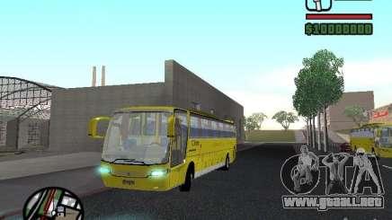 Busscar Vissta Bus para GTA San Andreas