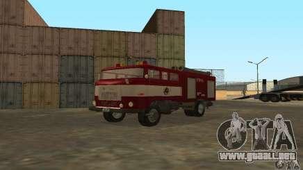 IFA fuego para GTA San Andreas