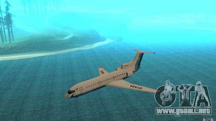 Yak-42 d Scat (Kazajstán) para GTA San Andreas