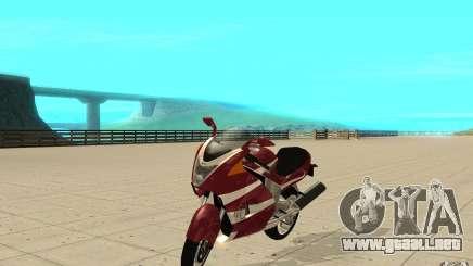 GTAIV TLAD Hakuchou Stock Version para GTA San Andreas